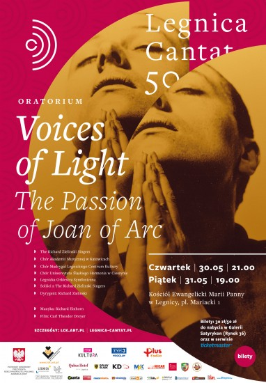 koncert The Voices of Light